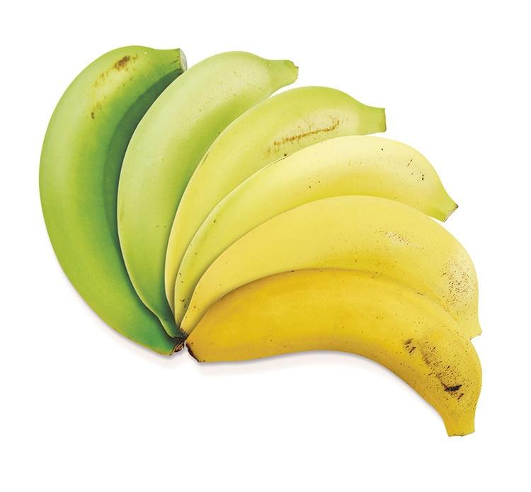 Maduración de plátanos a la carta para terceros