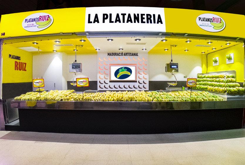 Platanería Mercado del Carmel